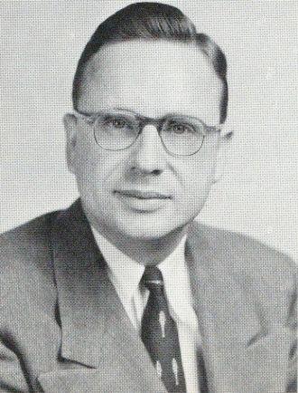 Rev. T. O. Harrison, Kentucky, 1955
