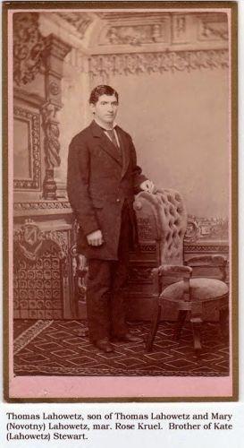Thomas Lahowetz