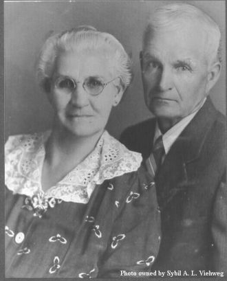 "A photo of Lillian ""Lillie"" Dale White"