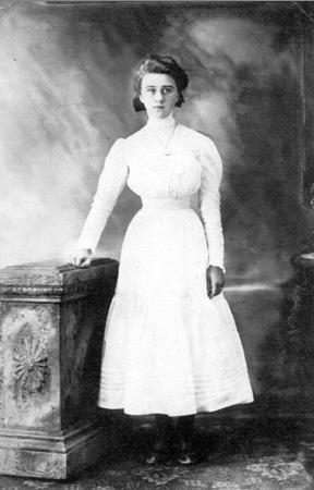 A photo of Ethel Akens