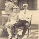 Mildred and Will Zeh 1928