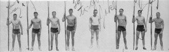 Jack Brigham and 1933 Crew Team