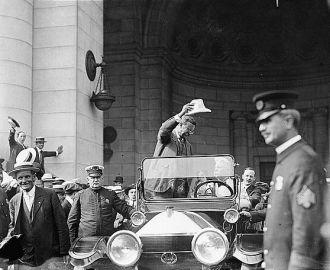 President Theodore Roosevelt - 1918