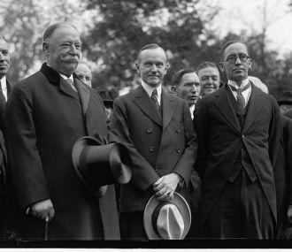 Taft, Coolidge, Wm. M. Lewis