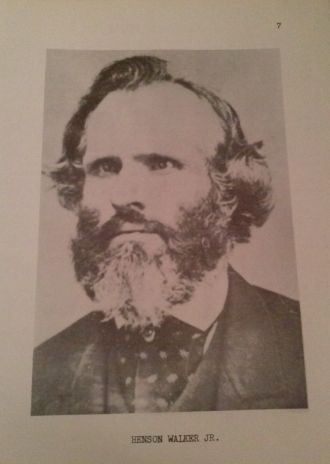 Henson Walker Jr., Utah