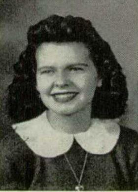 Dorothy Bechtle - 1947 Washington High School