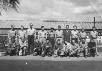 Men of the208th CA (AA)