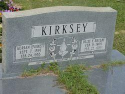 Adrian and Ollie Kirksey  Graves