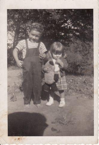 John Marshall Pike Sr & sister, TN