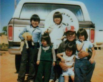 Elwood Haycock family