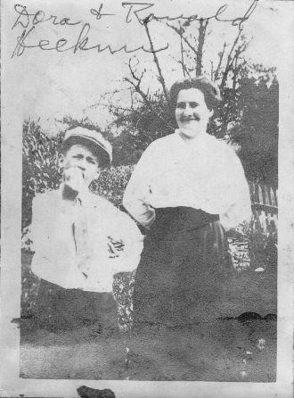 Dora and Ronald Heckman