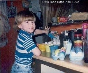 Justin Tuttle, 1992