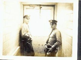 Bob Mulvey & Lou Schreiner, 1979