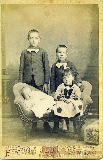 Mystery Children