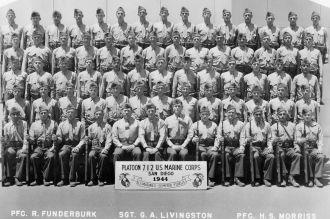 G.A. Livingston, U.S. Marines