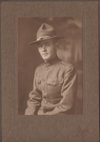 unknown WW1 soldier