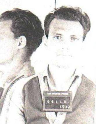 James E. Fluegal, CA 1940