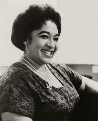 A photo of Betty Allen