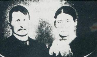 Henry Monroe & Mary Jane Burns