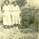Nancy (Tucker) Lewis & Cynthia Wilkerson