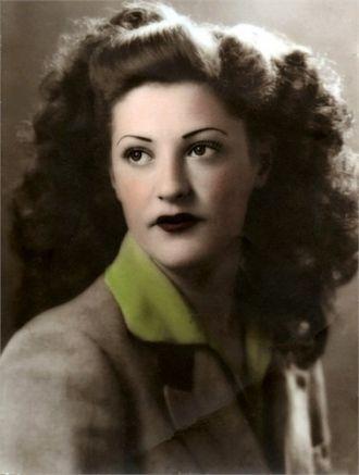 Cora Lole (Caracci) Dakin