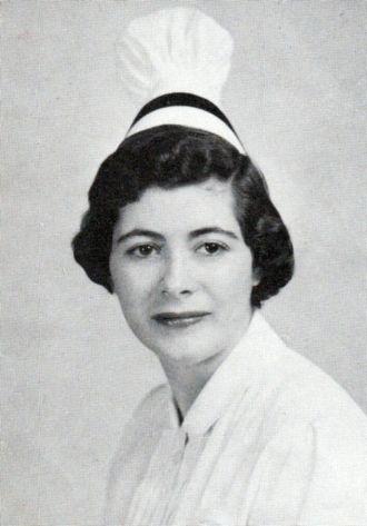 Susan Casey, 1955