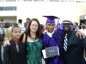 Rosemary Boatwright graduation photo