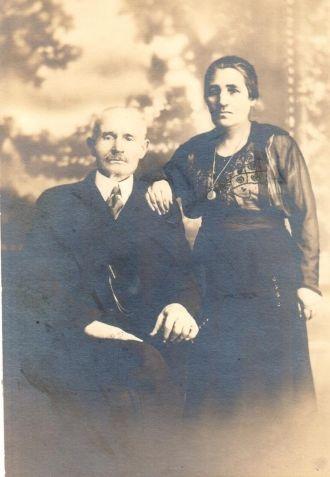 Avram and Tsiril Tansky