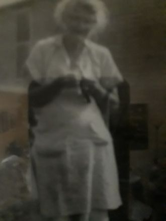 Mary Anne Elizabeth (Blair) Buster