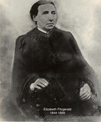 A photo of Eliza (Fitzgerald) Lahiff
