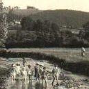 1920 Meyrick Family Swimming