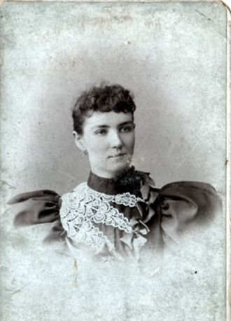 Unknown Woman from Philadelphia