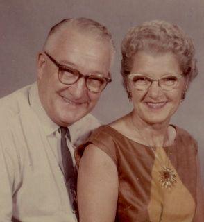 Clifford and Gladys Bradford