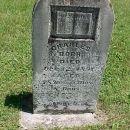 Charles Bobb Gravesite, WI