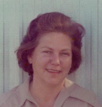 Marjorie Violet Satterthwait