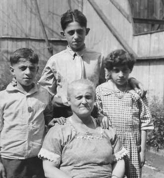 August James Gabriele Family