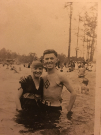 Susan and Fred Wittman 1920s