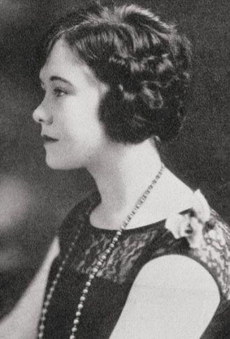 Anna Leize Walsh, South Carolina, 1925