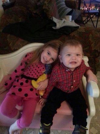 Charlie Rae Bailey's children