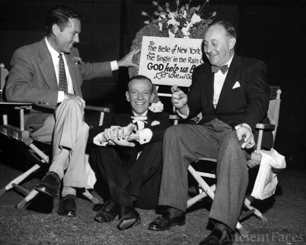 Charles Walters, Fred Astaire, Arthur Freed