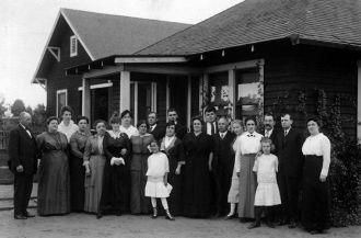 Tinkham/Schrader/Petermann Families