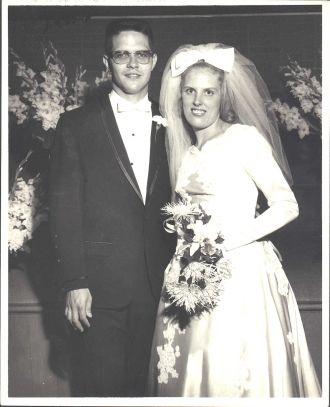 Waynuel & Sherry (Fineran) McCray
