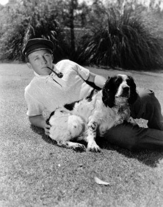 Bing Crosby Laid Back