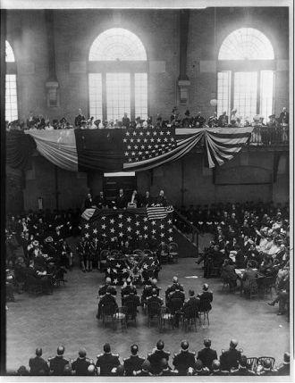 Teddy Roosevelt, 1906