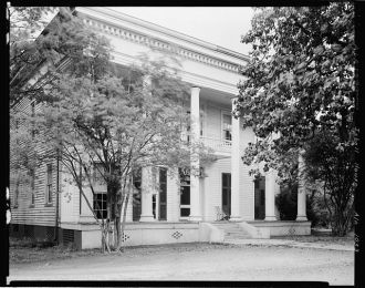 Isbell House, Talladega, Talladega County, Alabama