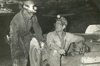 Charles Allen Ballou, miner