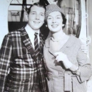 Lance Brisson and Rosalind Russell
