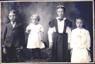 Children of John A & Ailcey Key