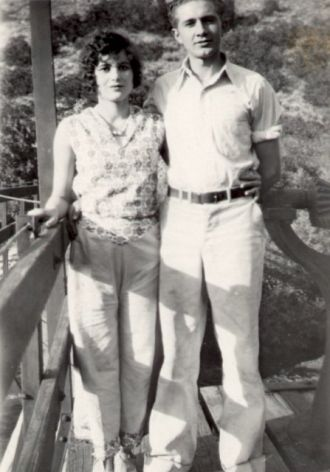 Young Love of Alene & Merritt (Samm)