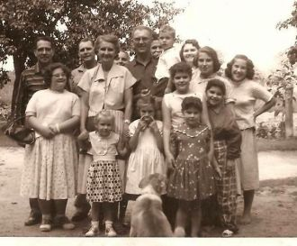 McCray and Wilson Family